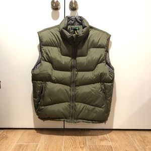 Down vest from EMS